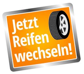 Jetzt Reifen wechseln!