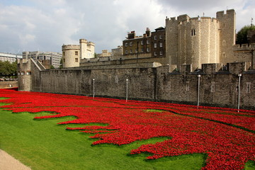 Tower of London rememberance