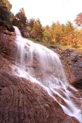 Großer Wasserfall bei Hinterstein
