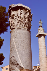 Colonna Traiana, Rome