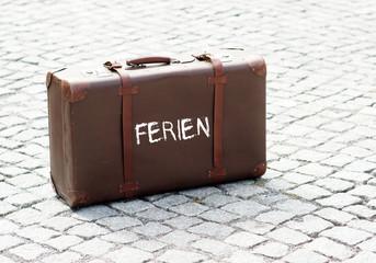 Ferien - Koffer