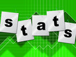 Statistics Data Indicates Stats Bytes And Reports