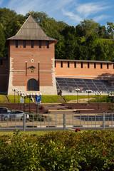 Зачатьевская башня. Нижегородский Кремль
