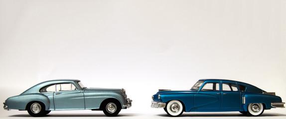 Classic Luxury Motoring Icons