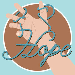 Catch the hope
