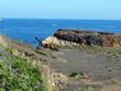 canvas print picture - ehemaliges Bergwerk auf Elba