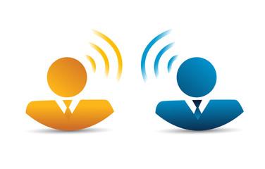 people communication connection concept