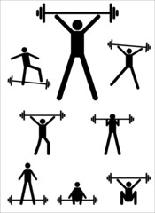 sport of weightlifting