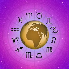 Horoscope zodiac signs
