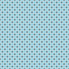 Hintergrund mit Kreisen - endlos
