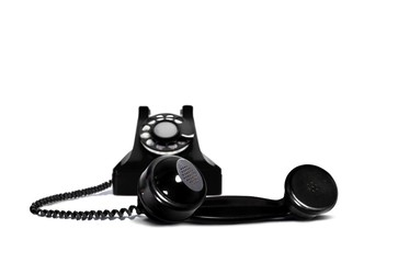 Retro Telephone Receiver