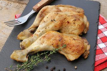 cuissses de poulet