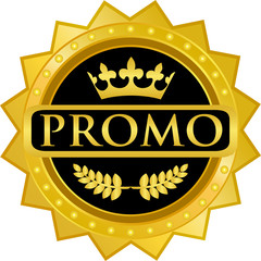 Promo Gold Badge