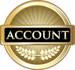 Account Gold Label