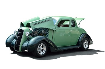 Vintage Automobile Restored