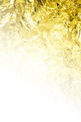 Gold Folie Oberfläche