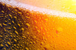 Close up photo of beer