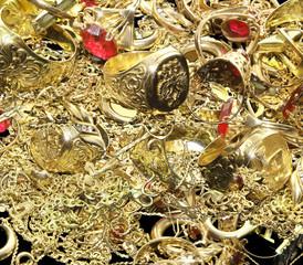 Gold Reichtum
