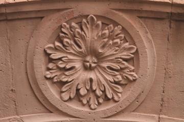 Sandstein-Blume