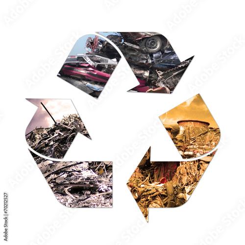Altmetall Recycling - 70212527