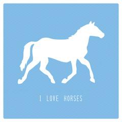 I love horses2