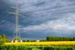 canvas print picture - erneuerbare Energien