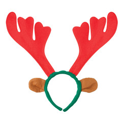 reindeer horns headband