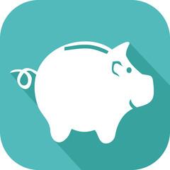 icône cochon tirelire