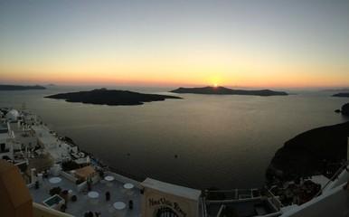 un tramonto speciale