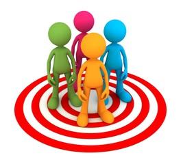 target human group