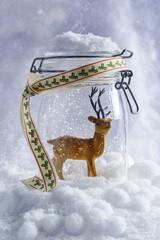 Reindeer Figure