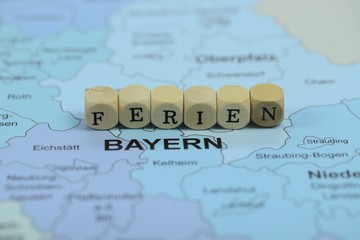 Ferien im Bundesland Bayern