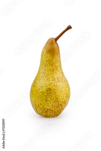 canvas print picture Pear, fruit, vitamins
