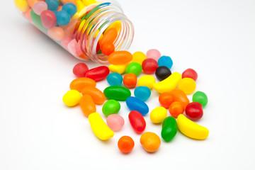 caramelos de colores