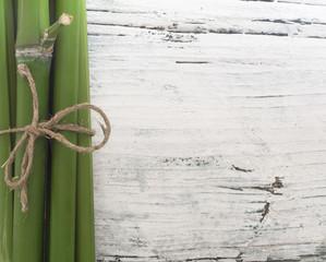 bamboo spa arrangement