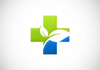 cross medical bio ecology logo