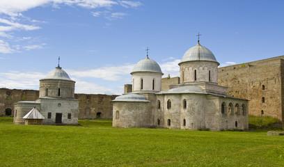 Fortress Ivangorod, Russia