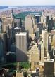 Obrazy na płótnie, fototapety, zdjęcia, fotoobrazy drukowane : Aerial view of NYC.