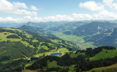 Almwiesen - Hopfgarten, Hohe Salve