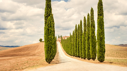 Famous places in the beautiful Tuscany
