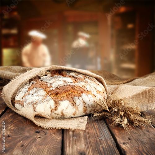 Tuinposter Brood bread