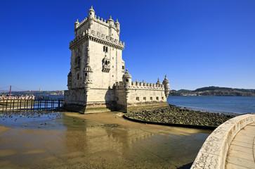 Lisbon Torre de Belem, Portugal