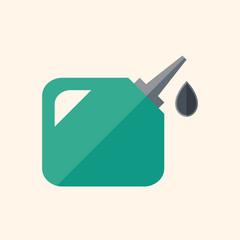 Fuel Flat Icon