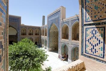 Ulugbek Meressa - Registan - Samarkand - Uzbekistan