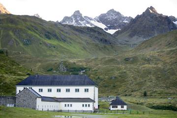 Wiesbadener Hütte - Alpen