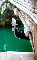 gondola de Venecia