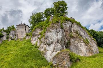 Ojcow Castle - National Park - Poland