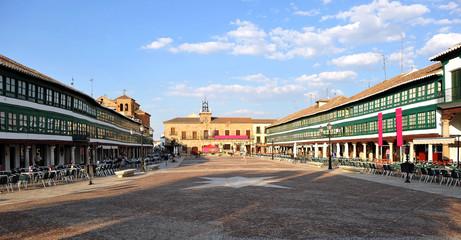 Plaza Mayor de Almagro, Castilla la Mancha, Espala