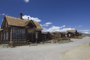 Bodie Ghost Town, USA
