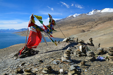Buddhis prayer flags